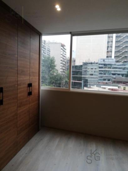 Foto Departamento en Venta | Renta en  Polanco,  Miguel Hidalgo  Blas Pascal 135 - 402