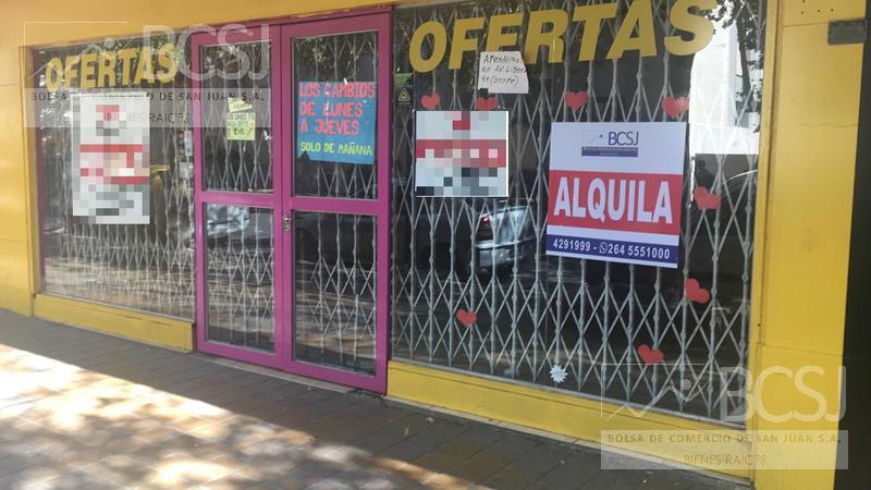 Foto Local en Alquiler en  Capital ,  San Juan  Rivadavia entre Mendoza y Entre Rios