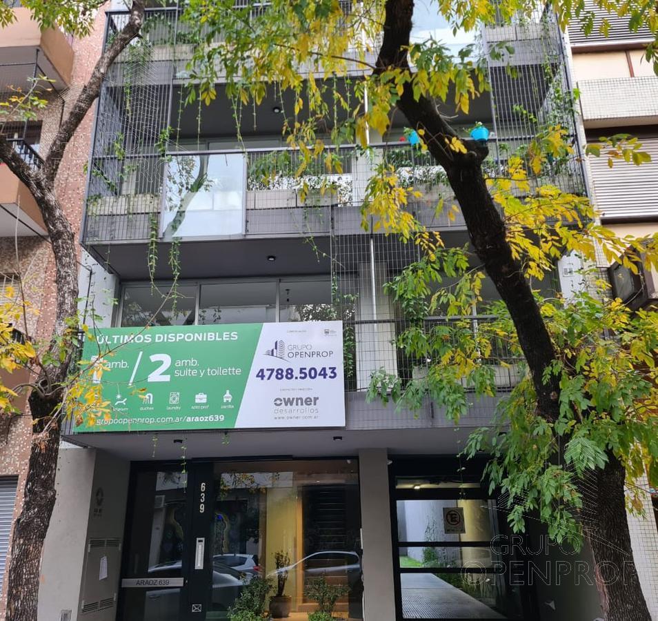 Foto Departamento en Venta en  Villa Crespo ,  Capital Federal  Araoz 639, Piso 6 A