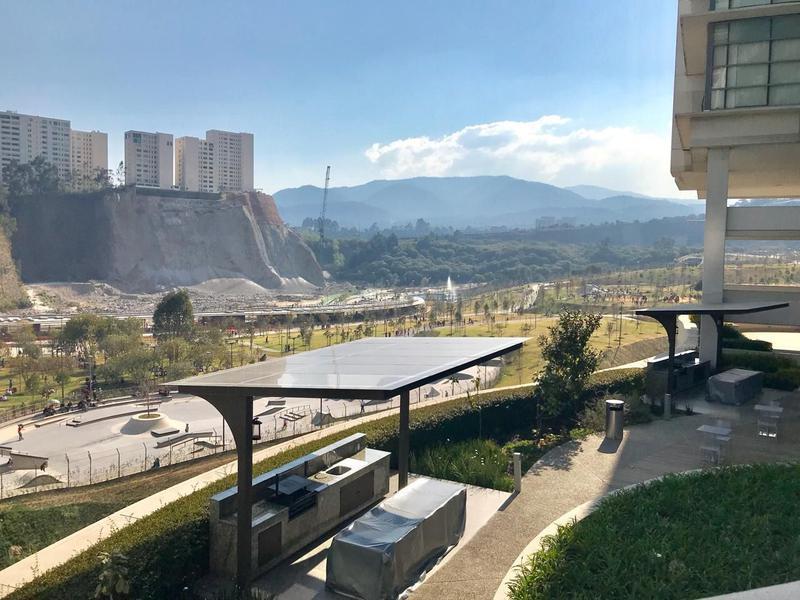 Foto Departamento en Venta en  Santa Fe Cuajimalpa,  Cuajimalpa de Morelos  City Santa Fe, departamento en venta (RC)