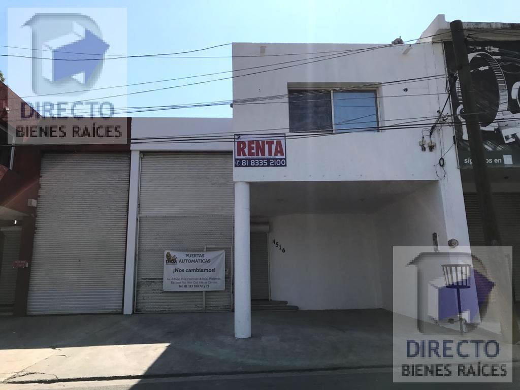 Foto Bodega Industrial en Renta en  Burócratas del Estado,  Monterrey  RUIZ CORTINES BUROCRATAS DEL ESTADO MONTERREY