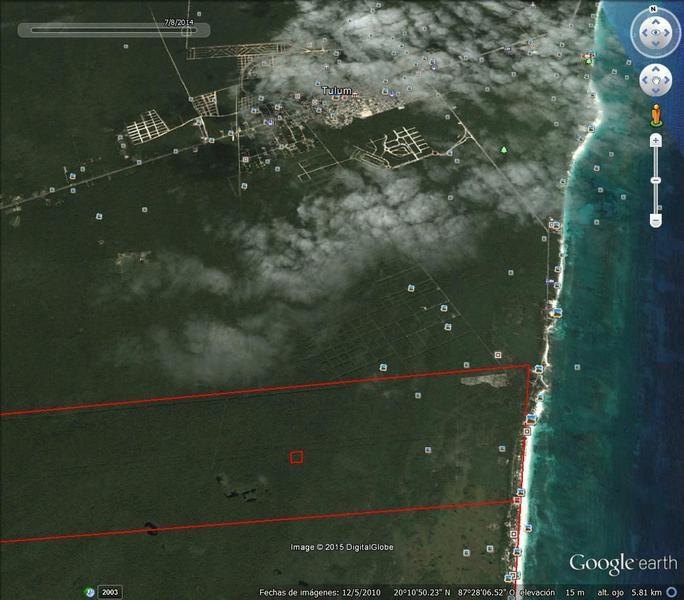 Foto Terreno en Venta en  Tulum ,  Quintana Roo  Terrenos en venta en Tulúm