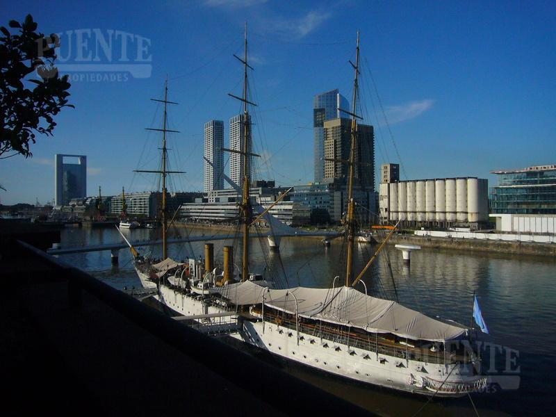 Foto Departamento en Alquiler en  Puerto Madero,  Centro  Loft de película en Puerto Madero
