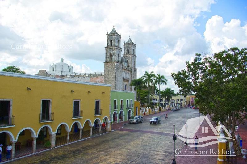 Foto Terreno en Venta en  Valladolid Centro,  Valladolid  Terreno en Venta en Valladolid Yucatan