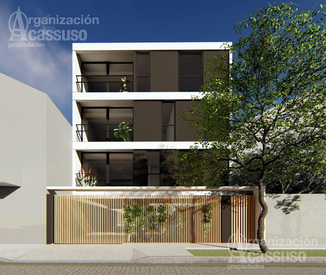 Foto Departamento en Venta |  en  S.Isi.-Barrio Carreras,  San Isidro  VASS TERRERO - Obispo Terrero 61 - San Isidro - 2° A