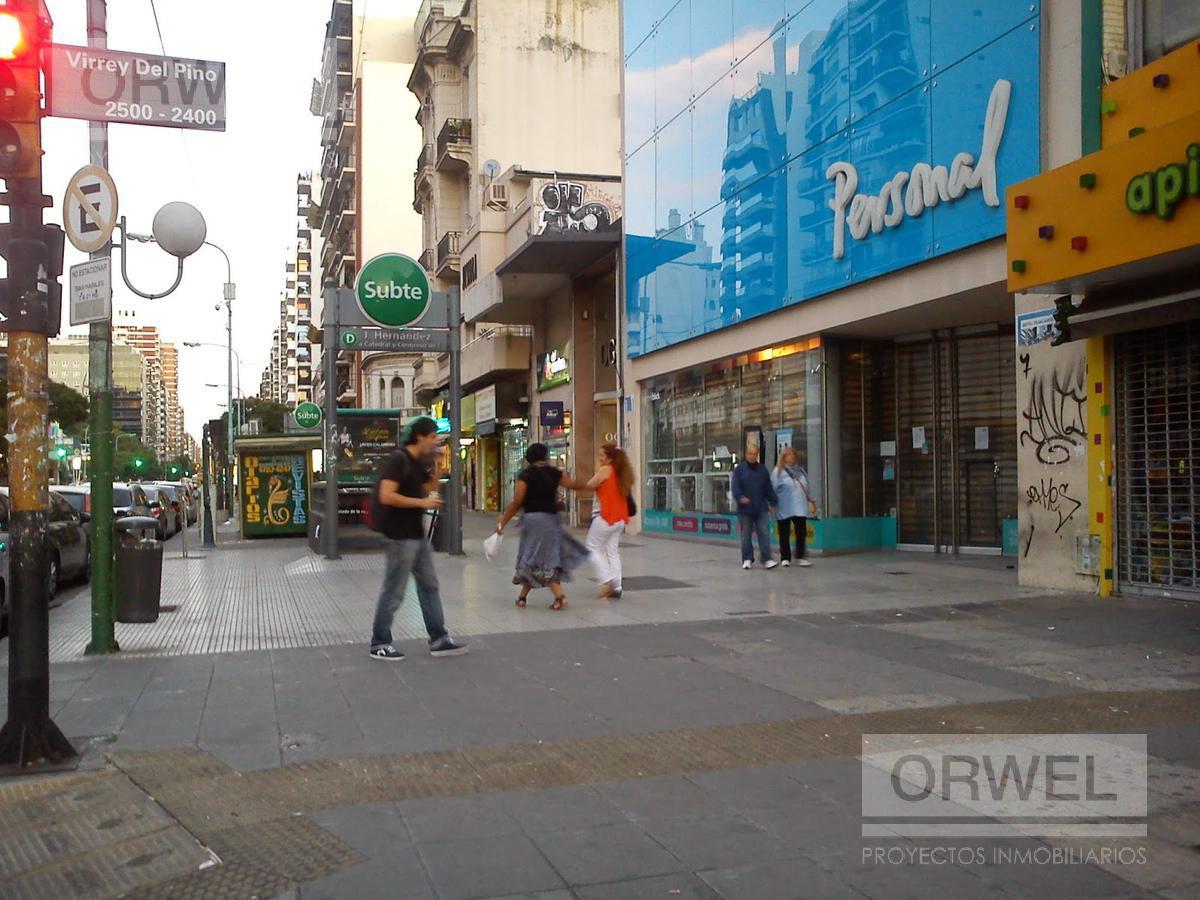 Foto Local en Alquiler en  Belgrano ,  Capital Federal  Cabildo y V. Del Pino