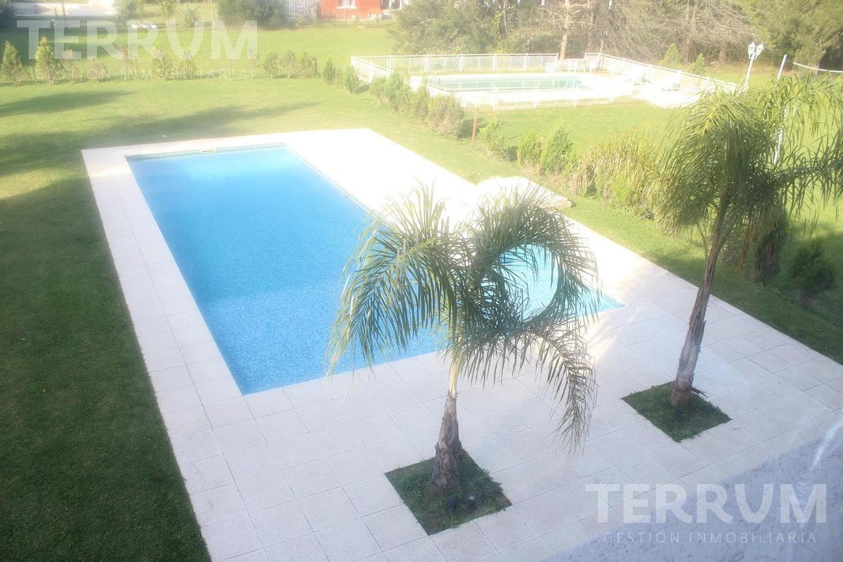 Foto Casa en Venta | Alquiler en  El Lauquen,  Countries/B.Cerrado (E. Echeverría)  CASA EN VENTA : CANNING :: EL LAUQUEN