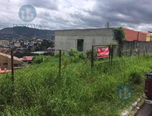Foto Terreno en Venta en  Loma Linda Norte,  Tegucigalpa  Terreno En Venta Residencial Loma Linda  Tegucigalpa