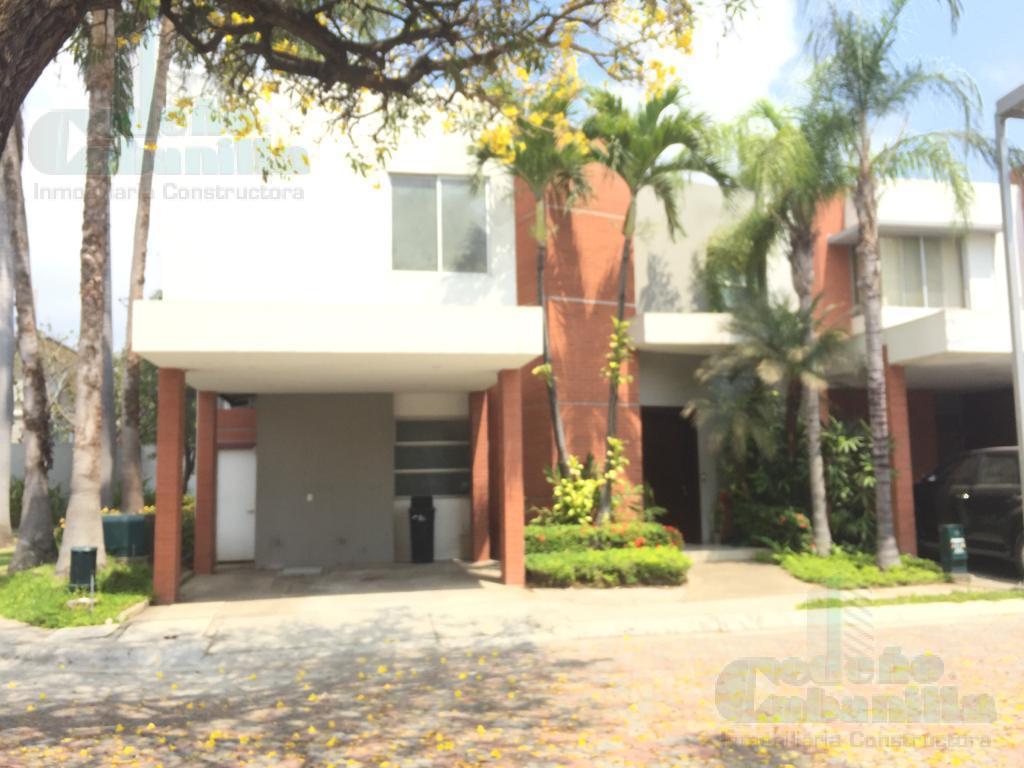 Foto Casa en Alquiler en  Samborondón ,  Guayas  ALQUILER CASA FULL AMOBLADA SAMBORONDON KM 3.5