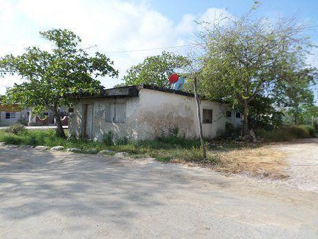 Foto Terreno en Venta en  Celestún ,  Yucatán  CELESTÙN terreno residencial, con pequeña construcción. OPORTUNIDAD¡¡