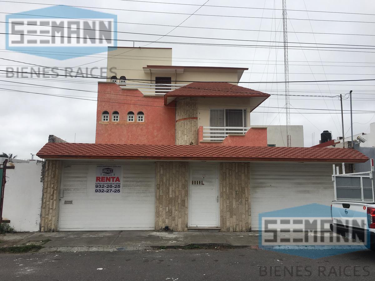 Foto Casa en Renta en  Fraccionamiento Jardines de Mocambo,  Boca del Río  Calle Saturno # 11 entre Av Progreso y Av Acapulco, Fracc. Jardines de Mocambo, Boca del Río, Ver.