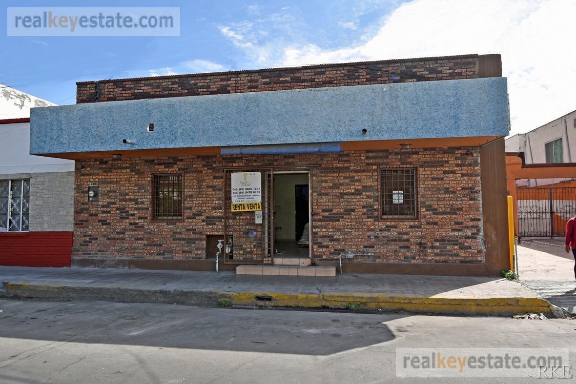 Foto Local en Venta en  Centro,  Monterrey  LOCAL EN VENTA EN EL CENTRO DE MONTERREY,NL