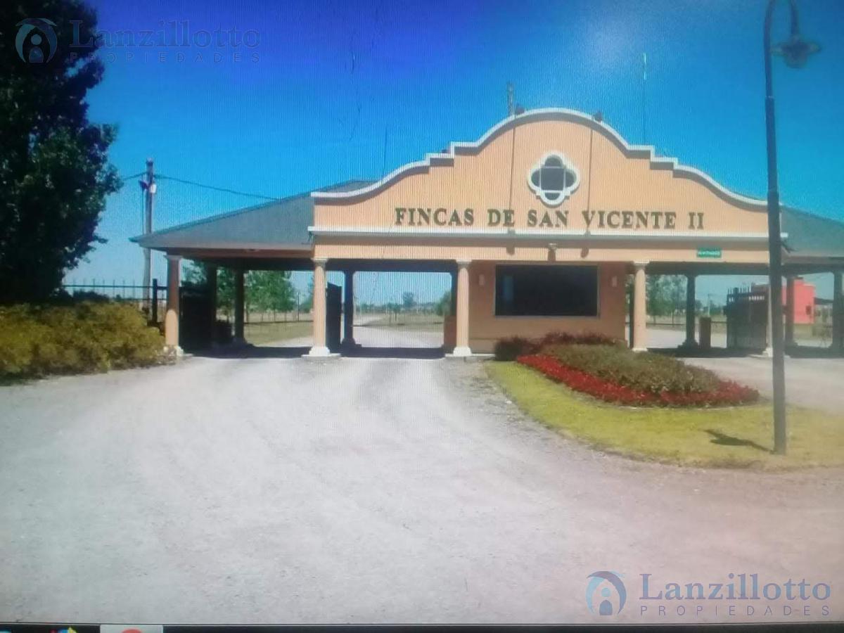 Foto Terreno en Venta en  Barrio Fincas de San Vicente,  Countries/B.Cerrado (San Vicente)   Ruta 58 y Av. Juan Pablo II