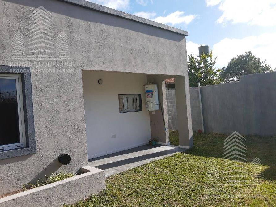 Foto Casa en Venta en  San Bernardo Del Tuyu ,  Costa Atlantica  CHALECITO A ESTRENAR ZONA RESIDENCIAL !!!