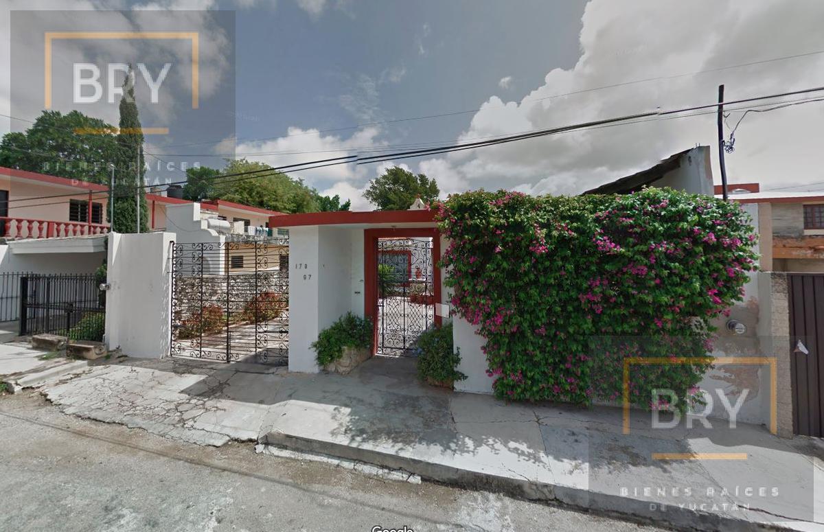 Foto Casa en Renta en  Itzimna,  Mérida  Casa en renta de una planta con piscina en Itzimná