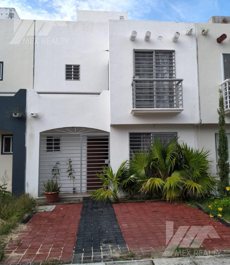 Foto Casa en Venta en  Cancún,  Benito Juárez  RESIDENCIAL VILLAMARINO, SM 317, CANCUN, Q. ROO