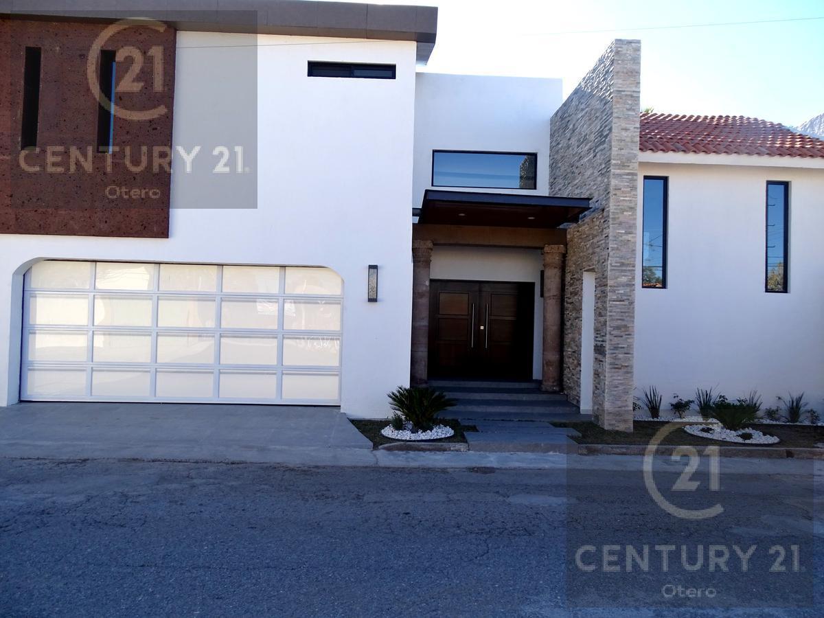 Foto Casa en Venta en  Fraccionamiento Campestre Arbolada,  Juárez  Fraccionamiento Campestre Arbolada