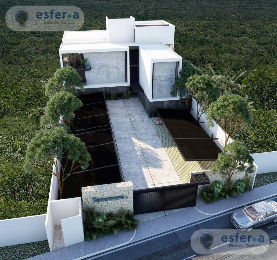 Foto Departamento en Venta en  Temozón ,  Yucatán  Últimos dos Departamentos en venta en Merida Tanamera Temozon