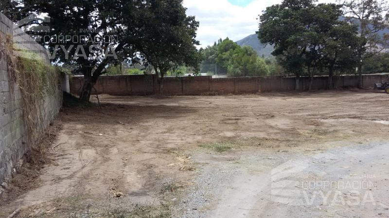 Foto Terreno en Venta en  Los Chillos,  Quito  Valle de los Chillos - Armenia 1 por la Academia Naval,  Terreno de venta 1519 m2