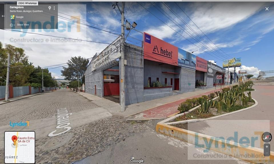 Foto Bodega Industrial en Renta en  Pueblo Santa Rosa de Jauregui,  Querétaro  BODEGA COMERCIAL EN RENTA EN SANTA ROSA JAUREGUI QUERETARO