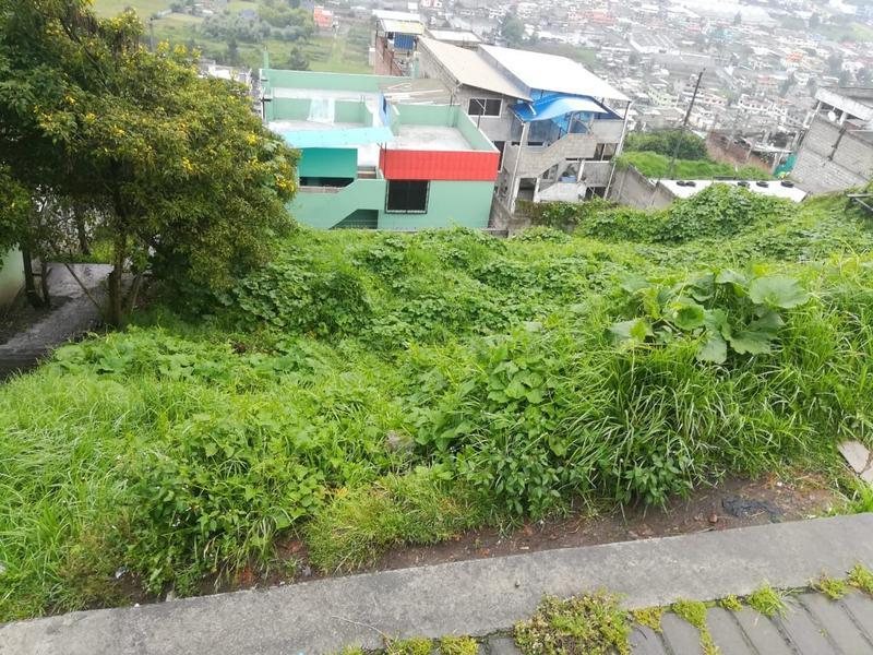 Foto Terreno en Venta en  Quitumbe,  Quito  Terreno de Venta Sur de Quito
