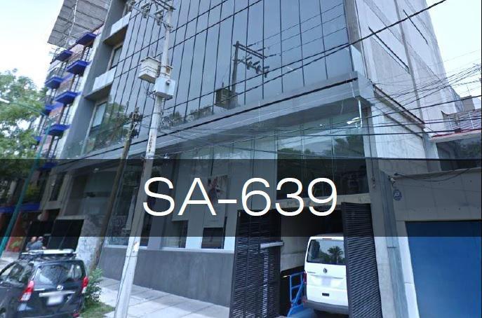 Foto Oficina en Renta en  Irrigación,  Miguel Hidalgo  Cervantes Saavedra Edificio de oficinas a la renta, col. Irrigación (VW)
