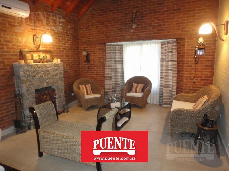 Foto Casa en Venta en  Campos De Echeverria,  Countries/B.Cerrado  Campos de Echeverria - 4 dorm - Gran  suite