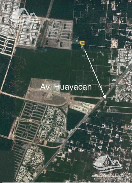 Foto Terreno en Venta en  Cancún ,  Quintana Roo  Terrenos en venta en Cancun