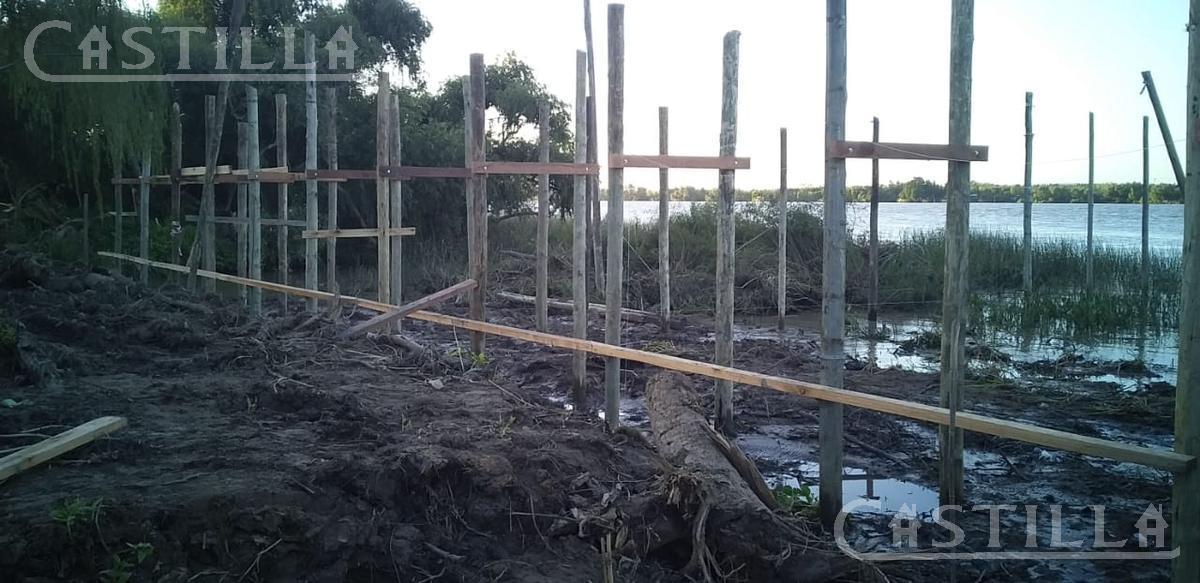 Foto Terreno en Venta en  Parana De Las Palmas Tigre,  Zona Delta Tigre  Parana de las Palmas y Antequera Lote 16