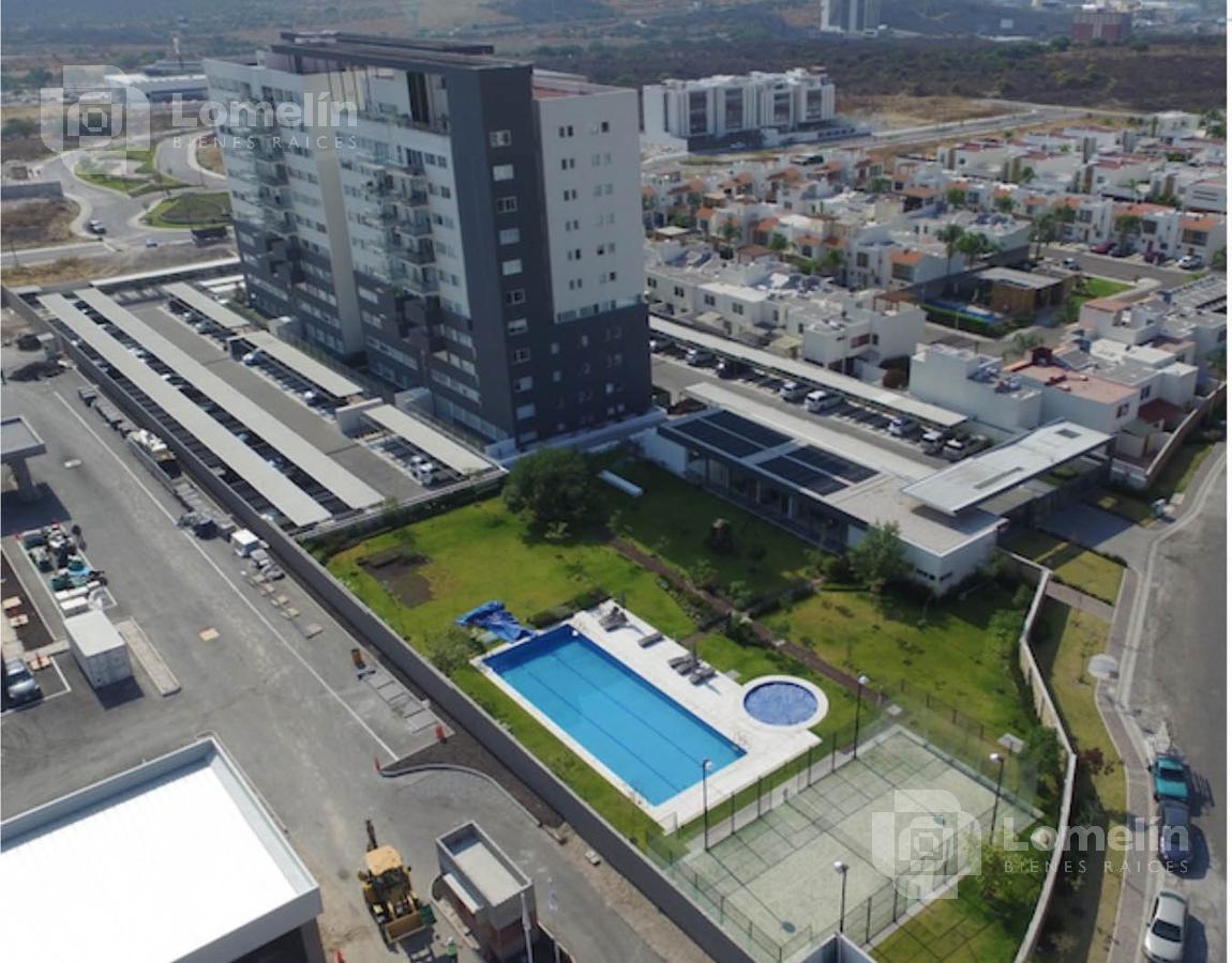 Foto Departamento en Venta en  Juriquilla,  Querétaro  Departamento en venta en planta baja con jardín en Juriquilla Querétaro