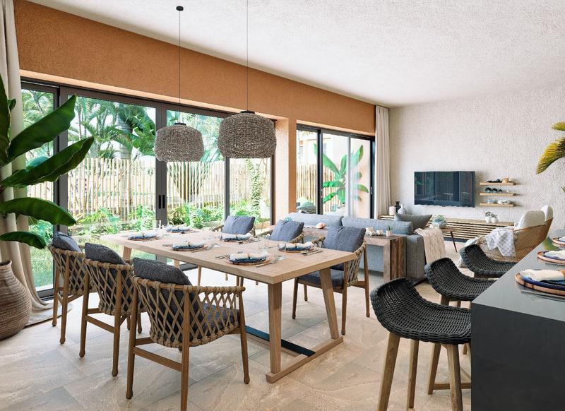 Playa del Carmen Apartment for Sale scene image 1