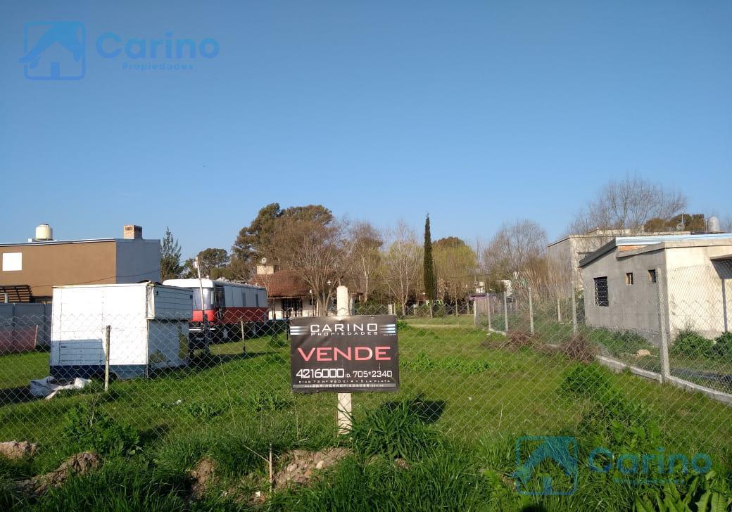 Terreno en Venta en Villa Elisa