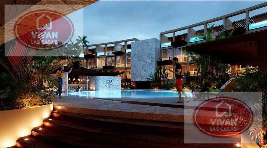 Foto Departamento en Venta en  Tulum ,  Quintana Roo  Condo 2 Rec  Roof Top- Tulum - The Wvs