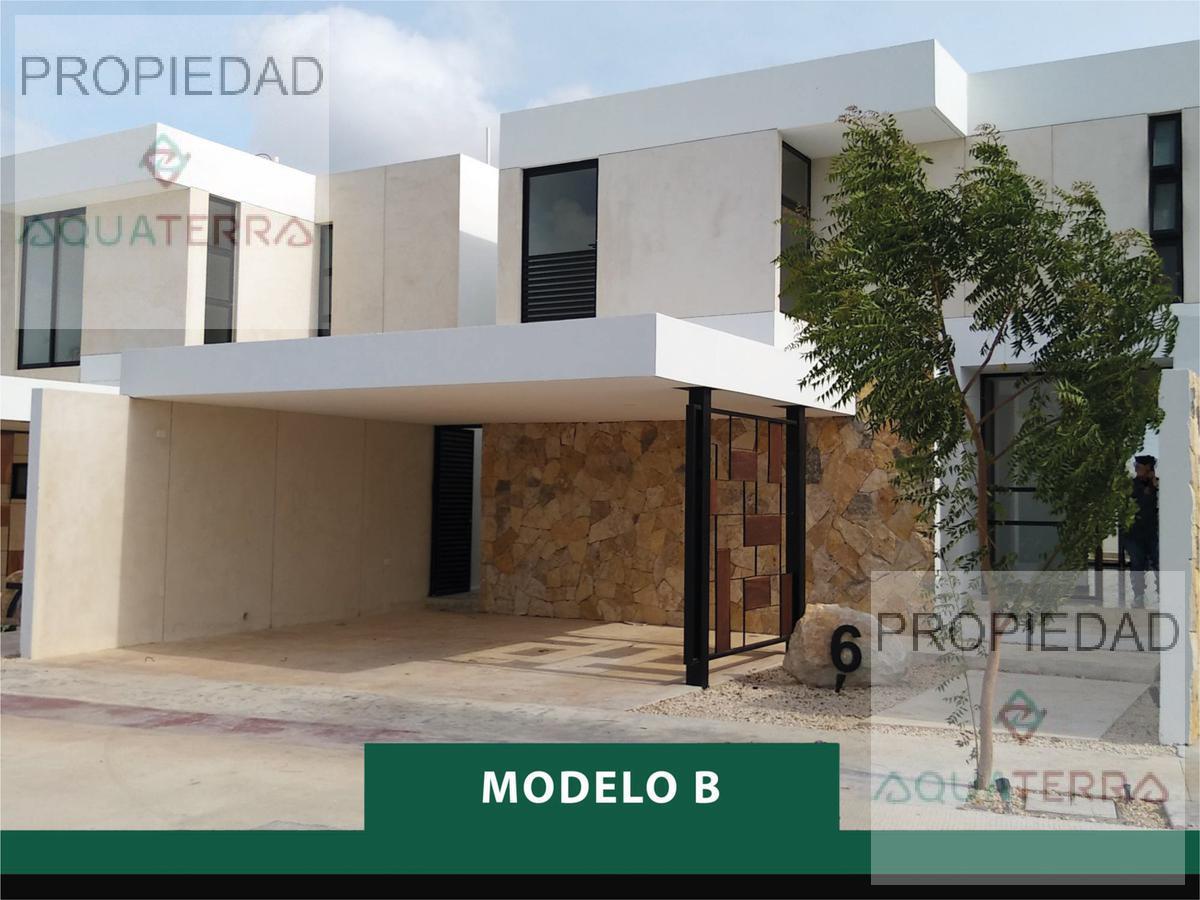 Casa en Simaruba en Temozón Norte, Mérida
