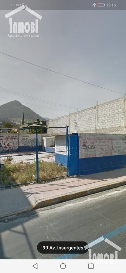 Foto Terreno en Venta en  San Cristóbal Centro,  Ecatepec de Morelos  Av Insurgentes
