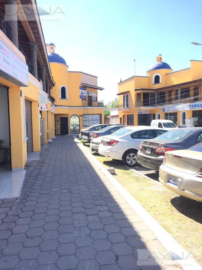 Foto Edificio Comercial en Renta en  Corregidora ,  Querétaro     Local en RENTA Constituyentes 47 Plaza El Pocito , Querétaro