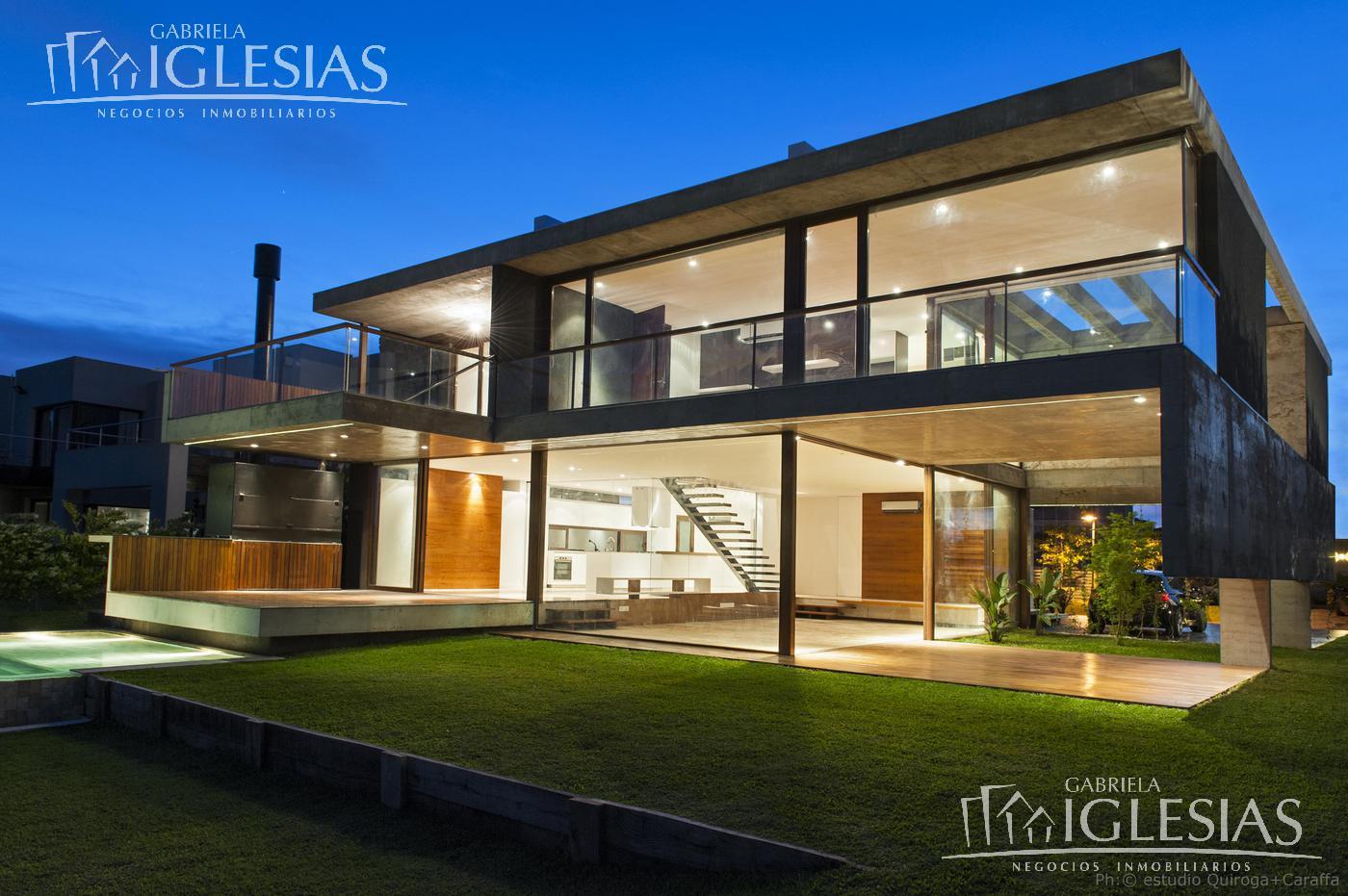 Casa en Venta  en Nordelta Cabos del Lago