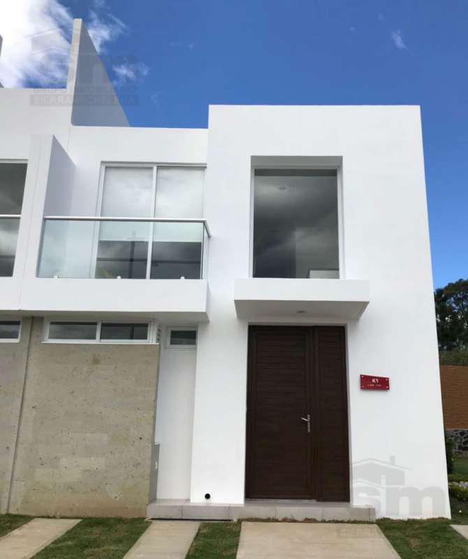 Foto Casa en Venta en  San Andrés Cholula ,  Puebla  Cluster Kassia