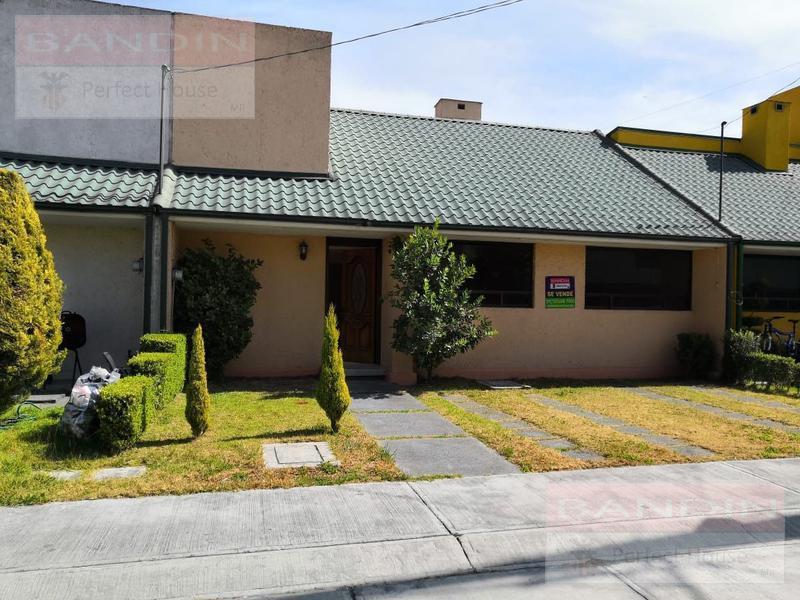Foto Casa en condominio en Venta en  San Pedro Totoltepec,  Toluca  CASA EN VENTA