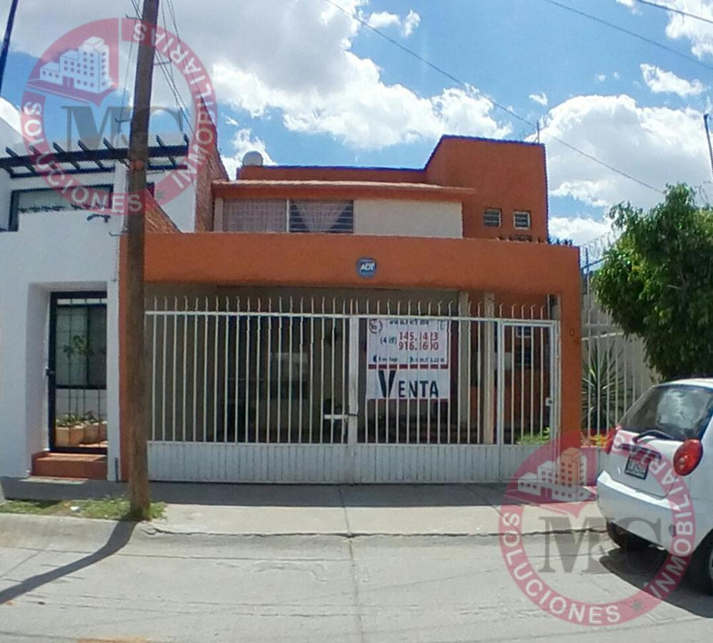 Foto Casa en Venta en  Fraccionamiento Villa Jardín,  Aguascalientes   M C Venta Casa en Villa Jardín Al Sur de Aguascalientes, Ags