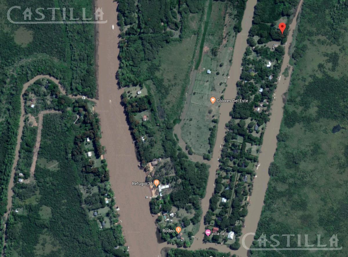 Foto Terreno en Venta en  Canal del Este,  Zona Delta Tigre  Canal del Este