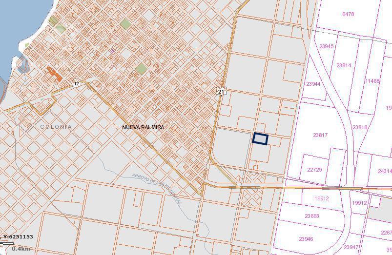 Foto Chacra en Venta en  Nueva Palmira ,  Colonia  Durazno  casi Del Medio - Nueva Palmira