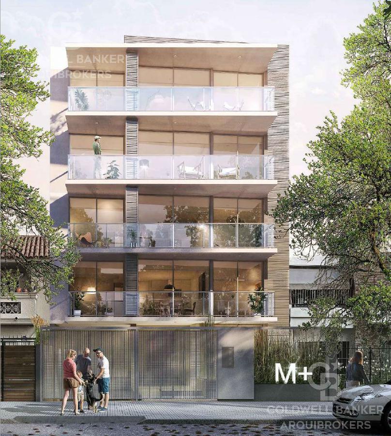 Foto Apartamento en Venta en  Pocitos ,  Montevideo  Apartamento monoambiente en venta en Pocitos