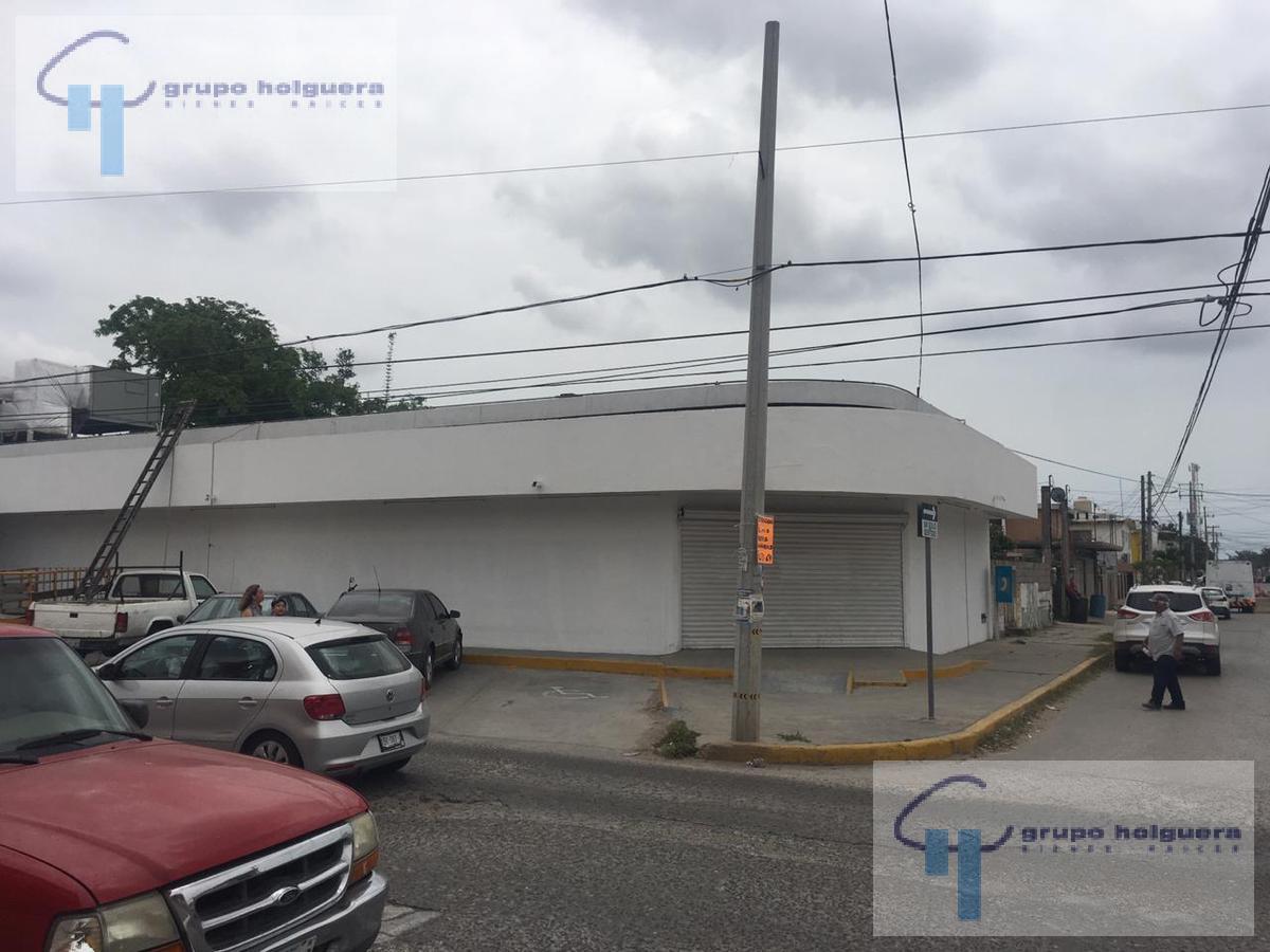 Foto Local en Renta en  Los Pinos,  Tampico  RENTA LOCAL COMERCIAL EN ESQUINA  COL. LOS PINOS TAMPICO TAM