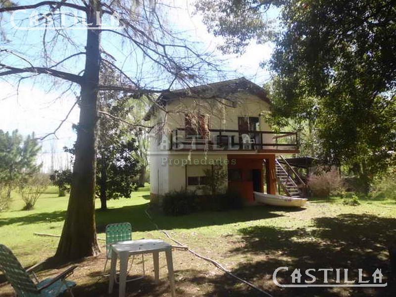 Foto Casa en Venta en  Banco,  Zona Delta Tigre  ARROYO BANCO , Alcanfor