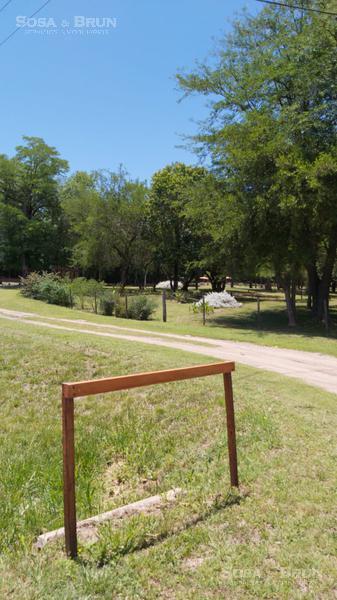 Foto Terreno en Venta en  Villa General Belgrano,  Calamuchita  VILLA GENERAL BELGRANO LOTE EN VENTA  APTO CABAÑAS