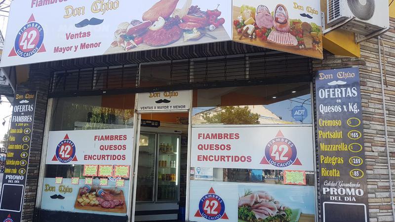 Foto Fondo de Comercio en Venta en  Mataderos ,  Capital Federal  Av. Eva Peron al 4800
