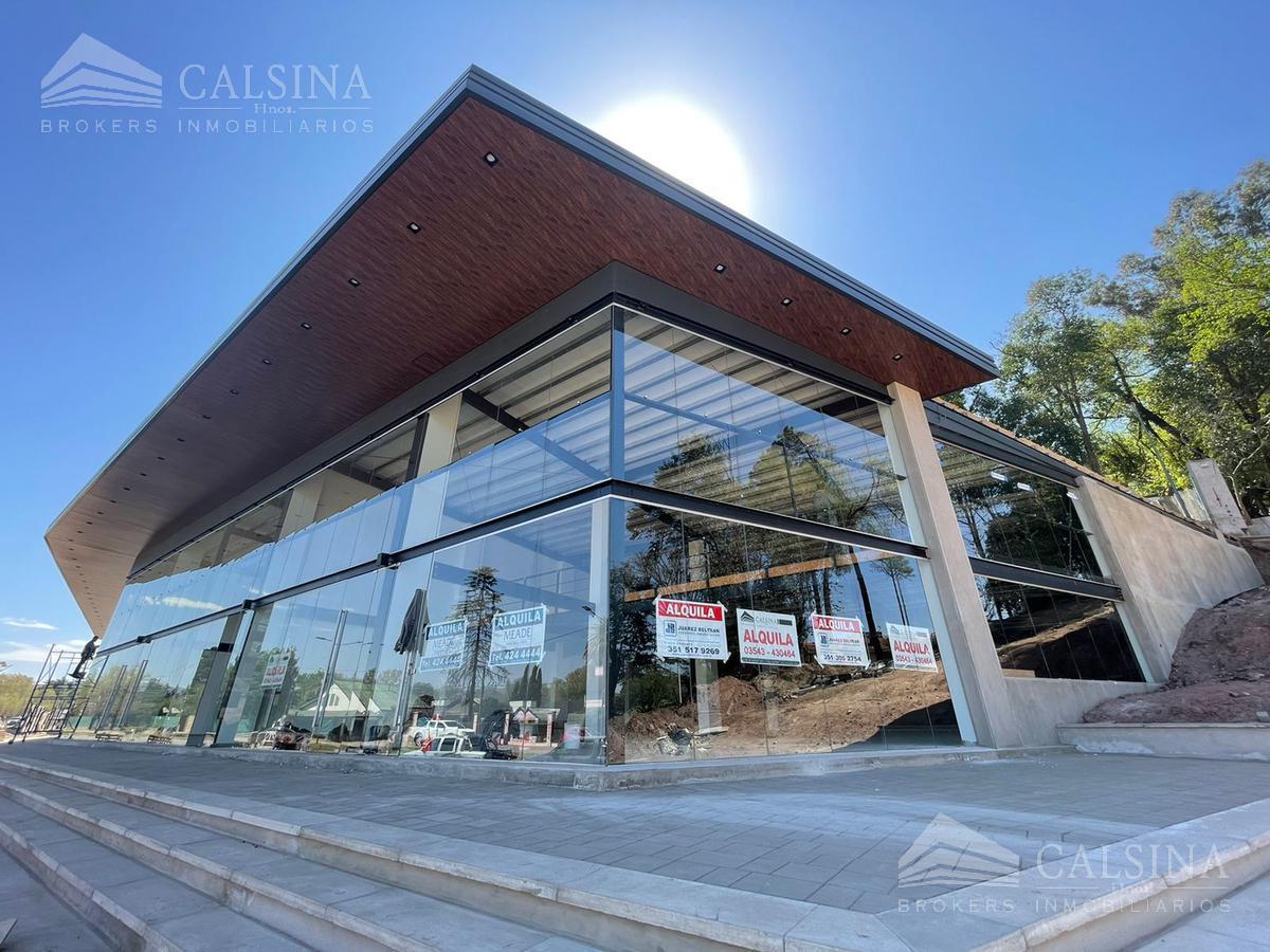 Foto Local en Alquiler en  Barrio Centro,  Villa Allende  Av. Derqui a mts. Cordoba Golf Club