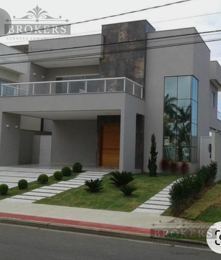 Foto Casa en Venta en  Mburucuya,  Santisima Trinidad  Vendo Casa Con 4 Suites Estilo Minimalista En Mburucuya