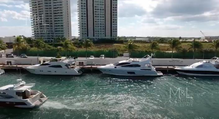 Foto Departamento en Venta en  Puerto Cancún,  Cancún   SLS  RESIDENCES CANCUN, Departamento en venta 2 Recámaras